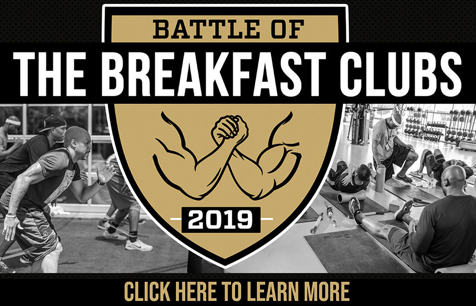 Battle of the Breakfast Clubs