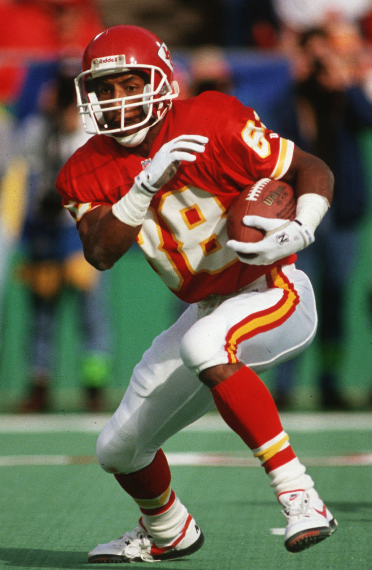 JJ Birden playing with the Chiefs