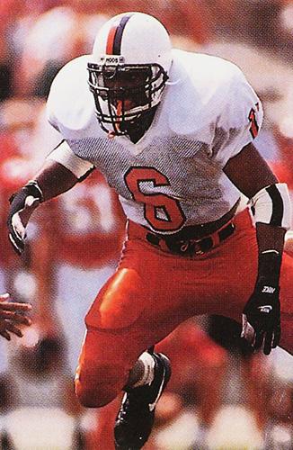 Randy Neal at UVA