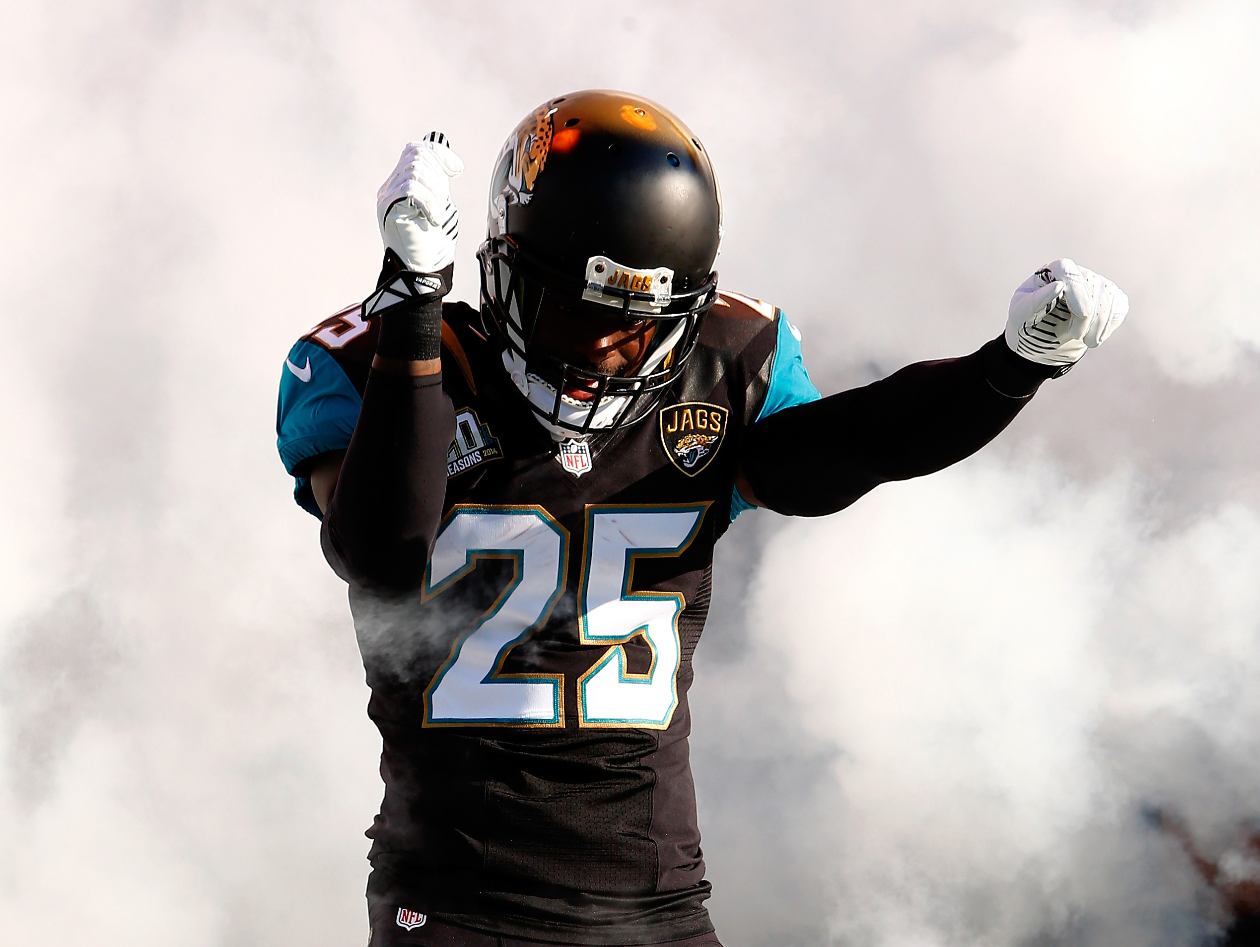 Sherrod Martin Playing with the Jaguars