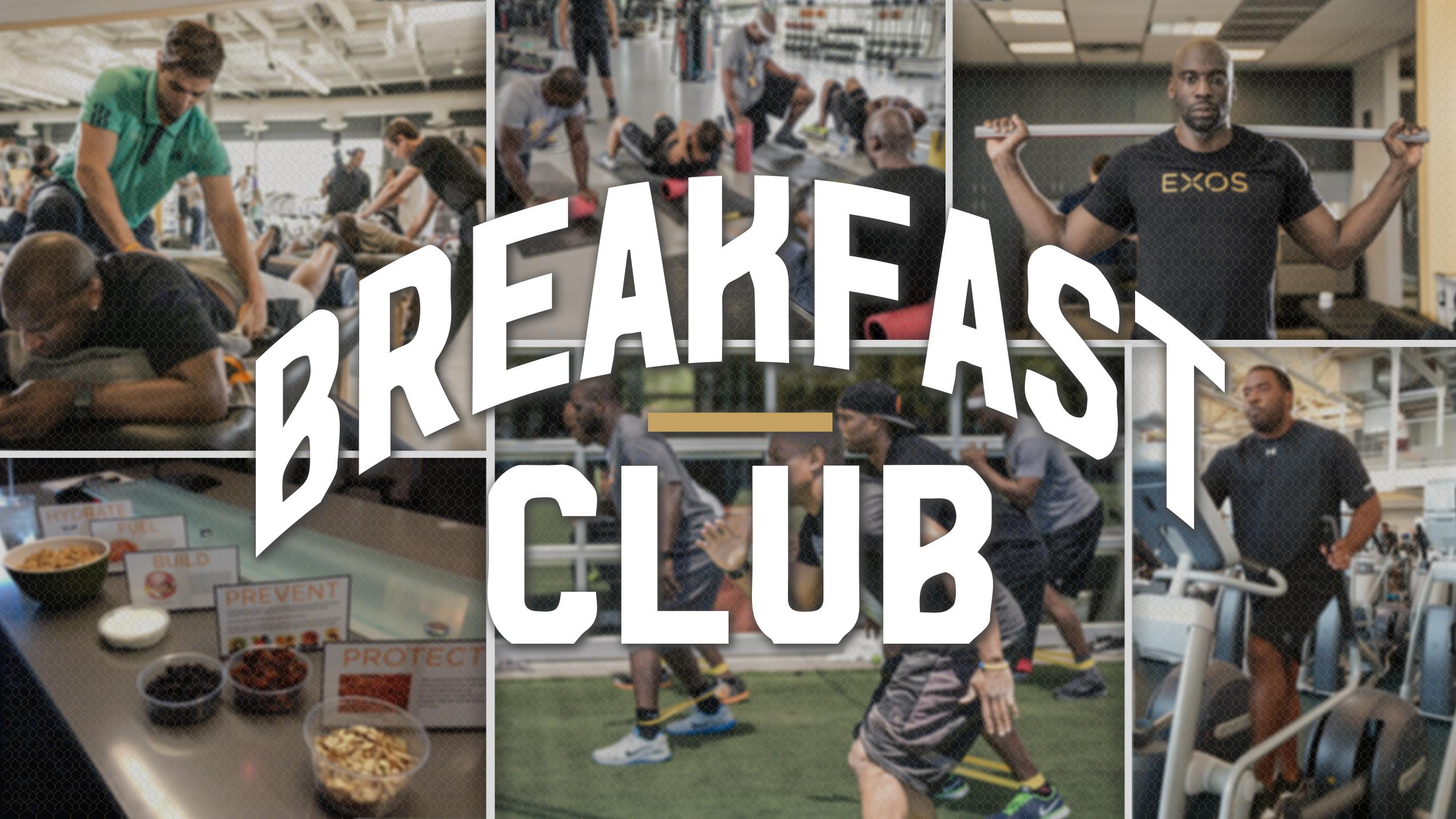 Battle of the breakfast clubs