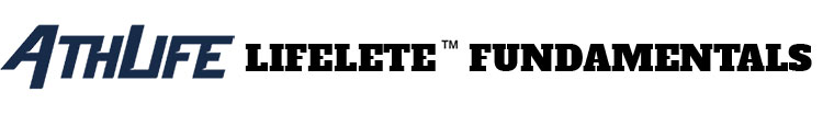 AthLife Lifelete Fundamentals Header