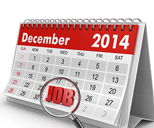 December job search