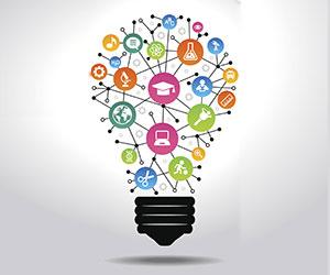 education lightbulb