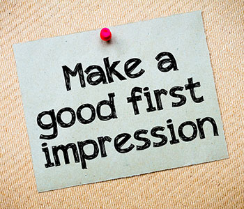 how to make a good impression Luckily, you can do a few things to make a good impression on your new  roommates below, we've listed some guidelines for before, during,.