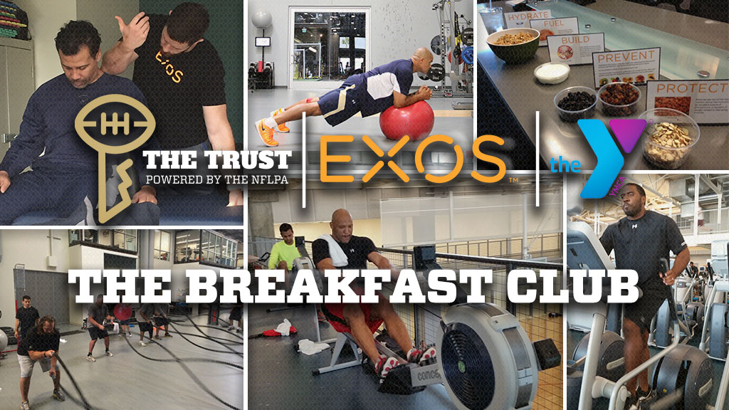 The Trust | EXOS | YMCA The Breakfast Club