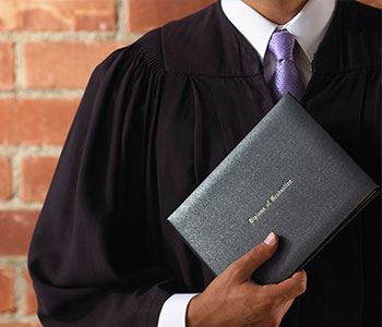 Holding Diploma