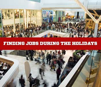 Holiday Job Search