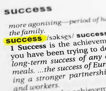 Success Dictionary